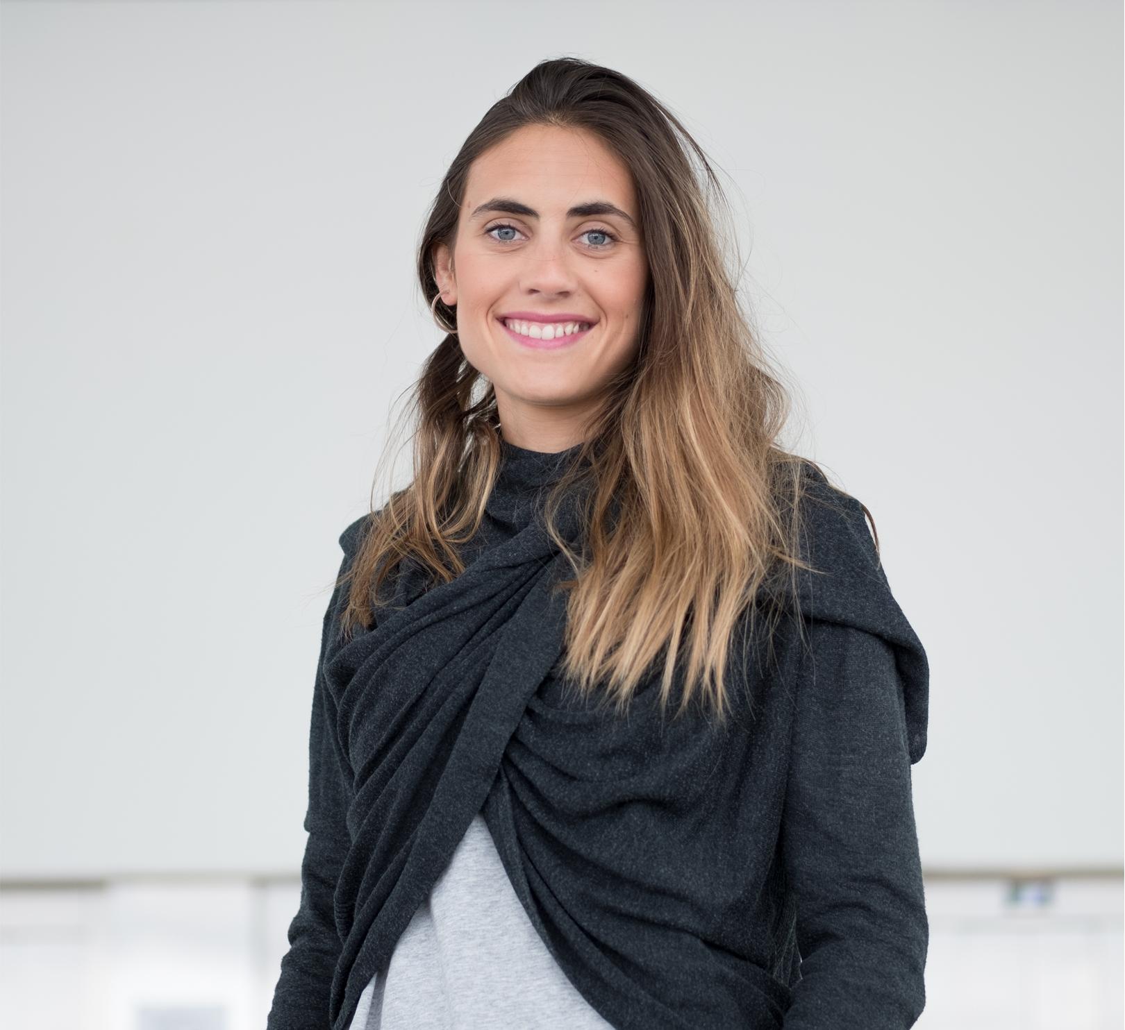 Beatriz montabes nola estudio comunicación digital en Donostia