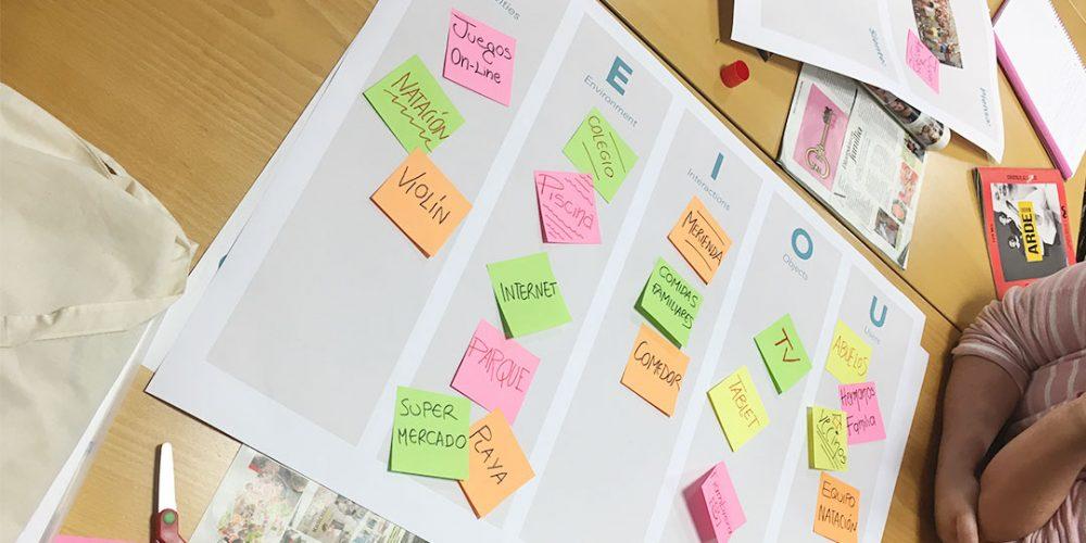 taller de design thinking por nola estudio