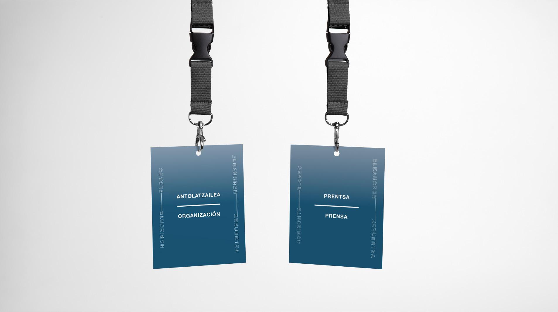 diseño de materiales para evento horizonte elcano